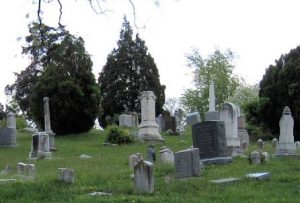 Holy Rood Cemetery
