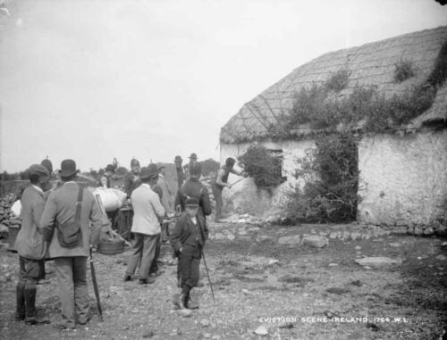 Eviction - Irish Land Wars